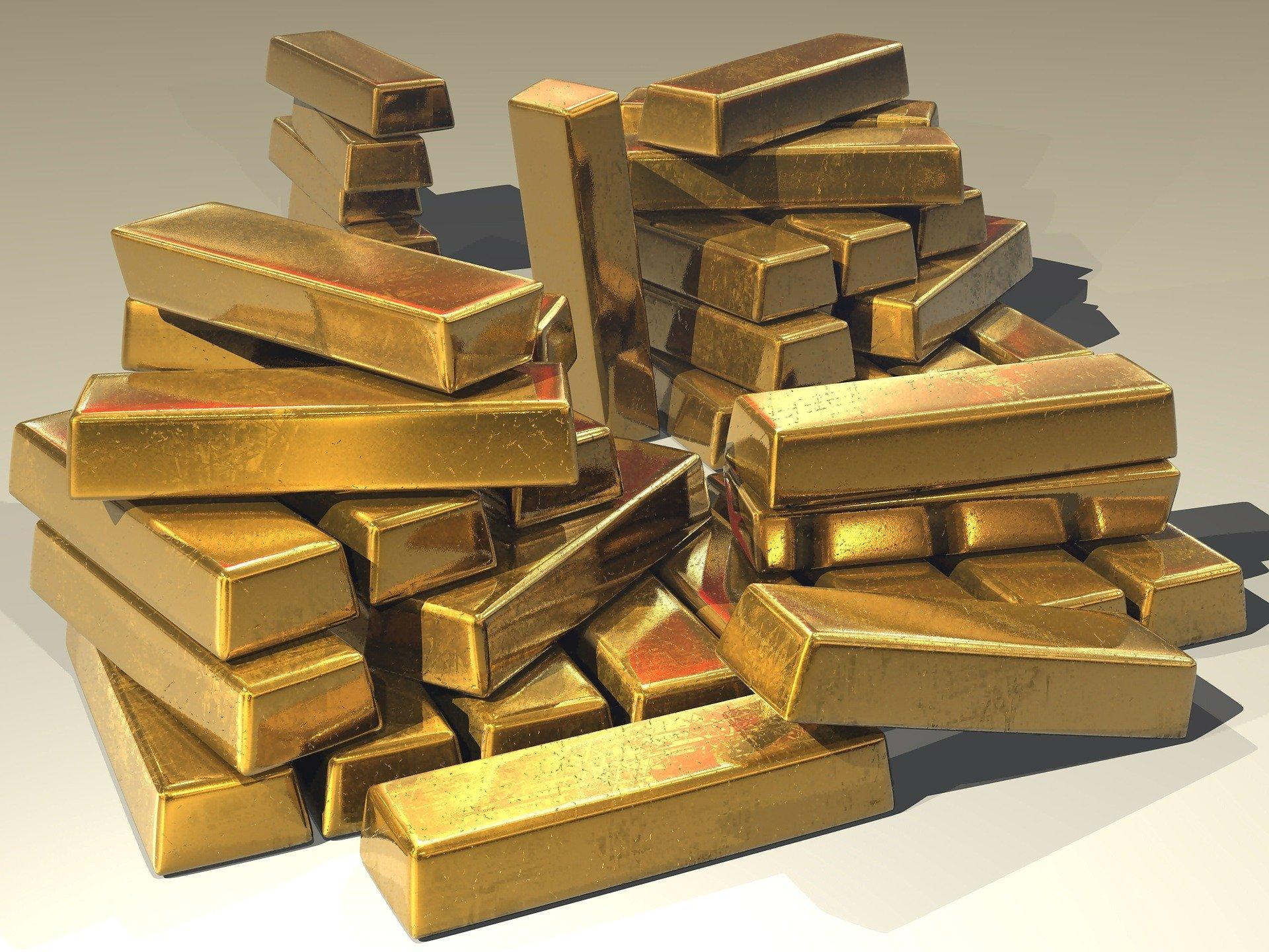 Gold als Sachwert